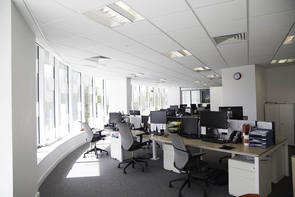London Builders, Tottenham Newlon Head Offices Refurbishment 07