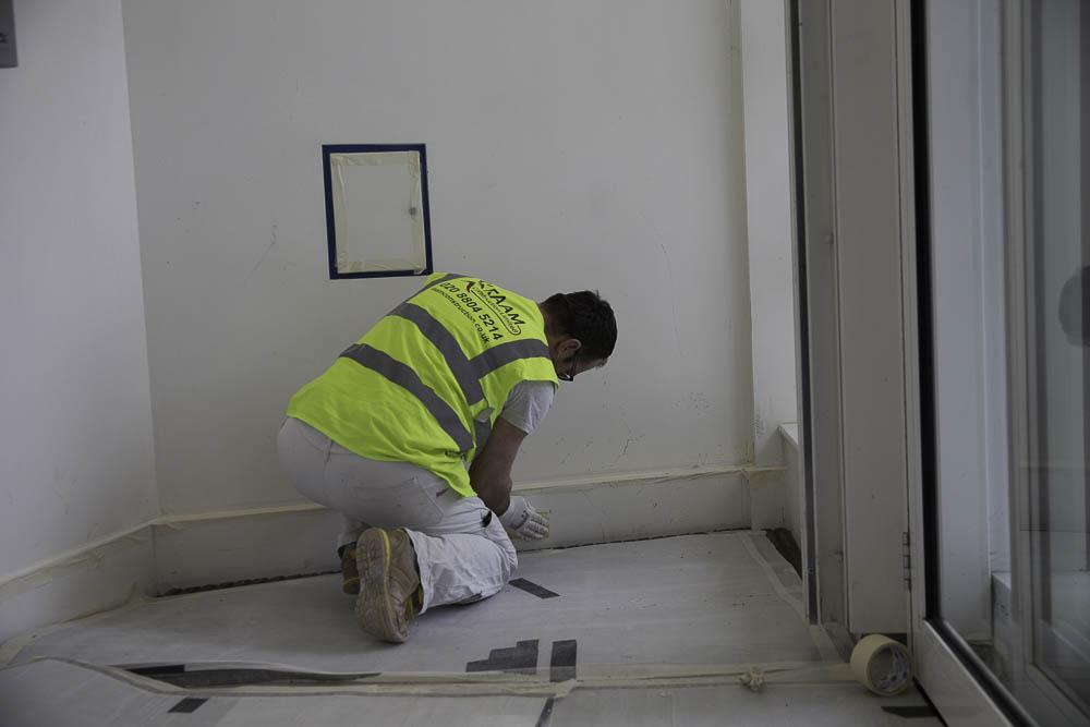 London Builders, Tottenham Newlon Head Offices Refurbishment 17