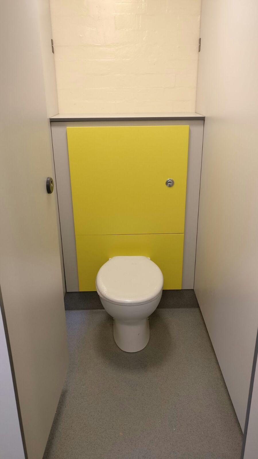 School Bathroom Refurbishment Holloway 09