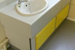 School Bathroom Refurbishment Holloway 08