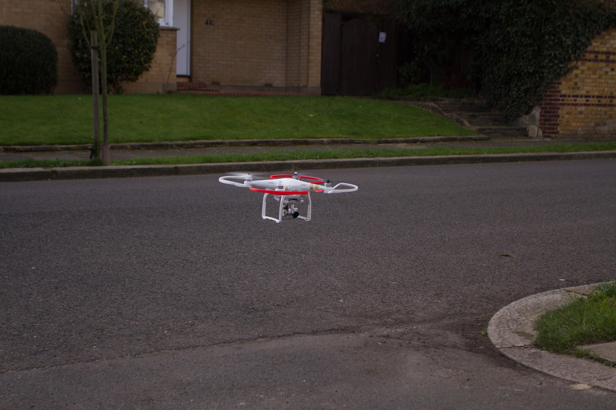 Aerial Survey -TW8