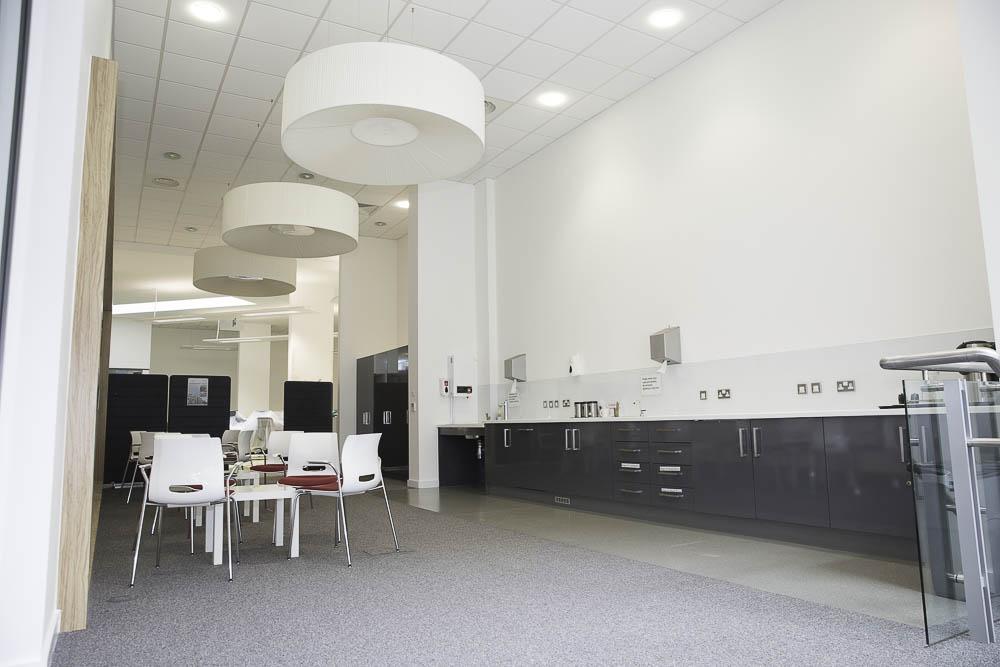 London Builders, Tottenham Newlon Head Offices Refurbishment 20
