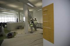 London Builders, Tottenham Newlon Head Offices Refurbishment 03