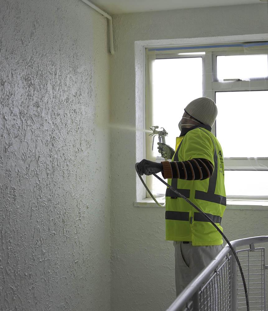 London Builders, Enfield, Residential Flat Refurbishment 06