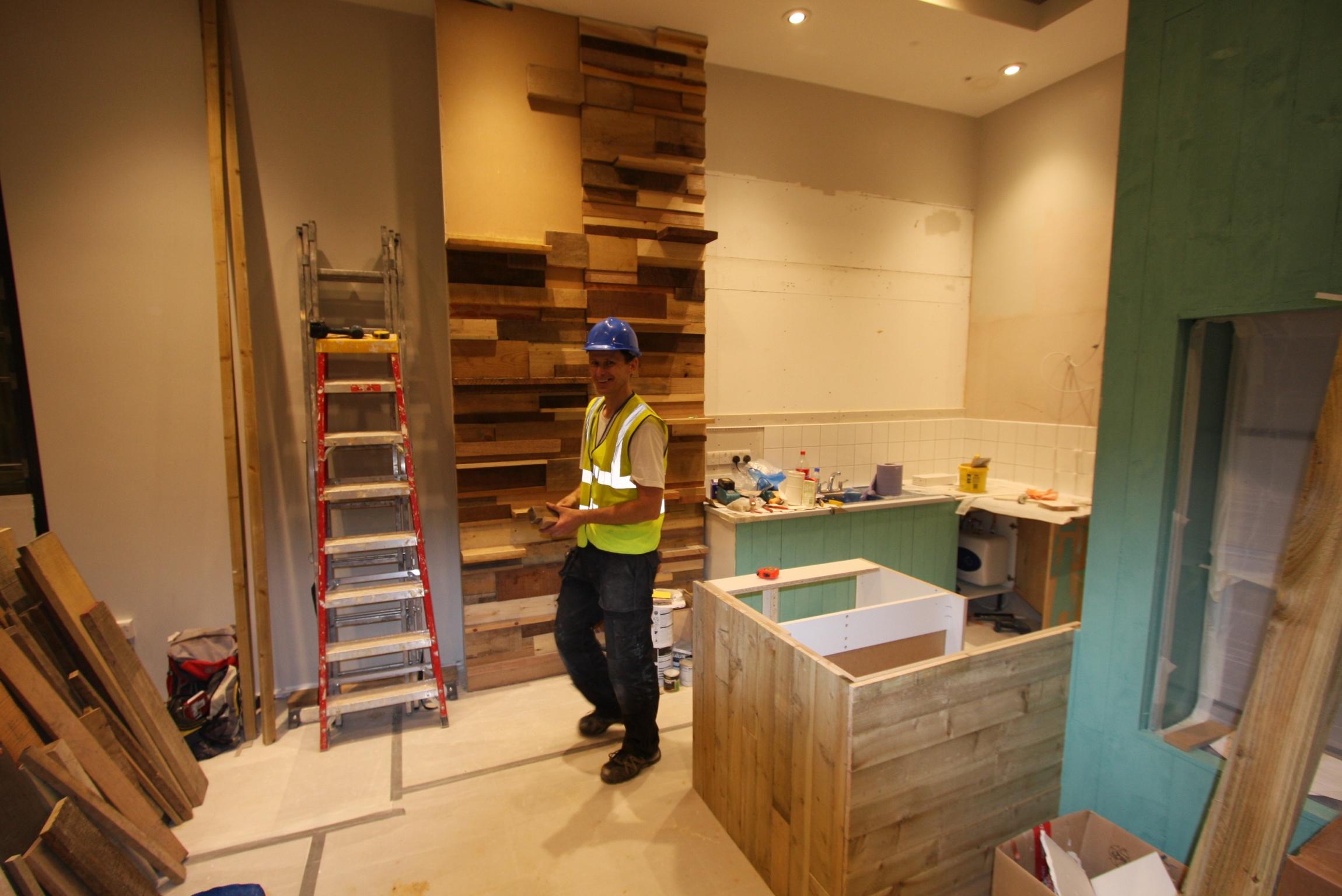 Builders, Stratford, London Commercial Construction & Decoration 02