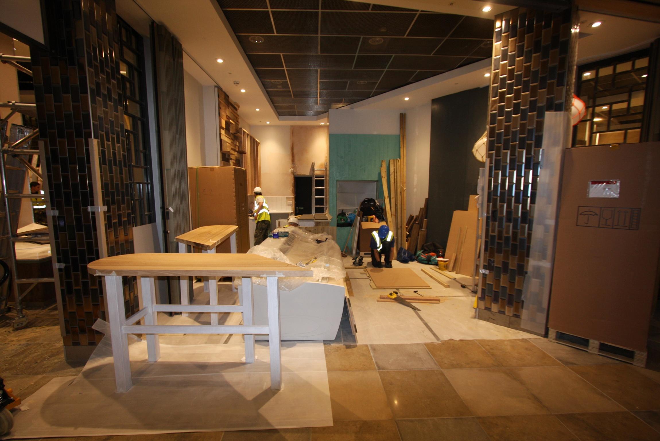 Builders, Stratford, London Commercial Construction & Decoration 03