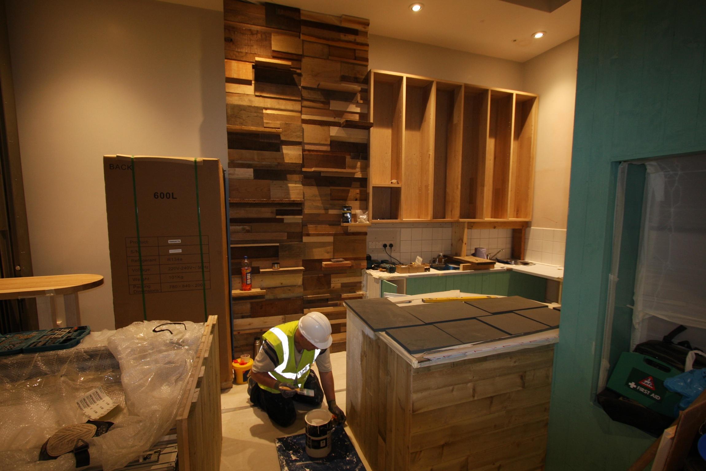 Builders, Stratford, London Commercial Construction & Decoration 04