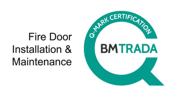 BM Trada Door Installation and Maintenance