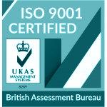 The British Assesment Bureau ISO9001